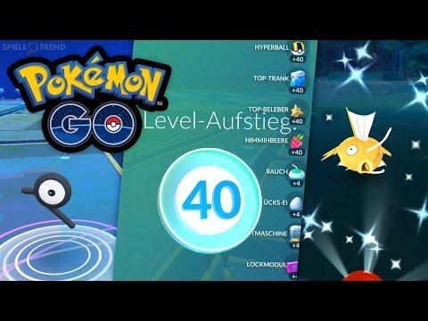 LEVEL 40! | Pokémon GO Deutsch #274