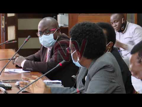 We haven't received any money from gov't for masks procurement - Aceng