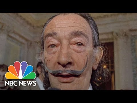 Judge Orders Salvador Dali's Exhumation Over Paternity Suit | NBC News