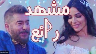 زفاف نادين نجيم وعابد فهد يقلب مواقع التواصل - - فستان العروس يثير الجدل