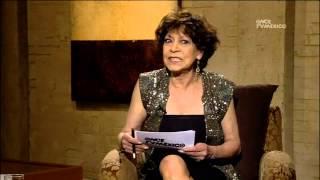 Conversando con Cristina Pacheco - Julián Herbert