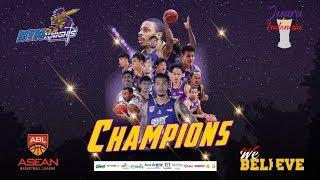 BTN CLS Knights 2019 ABL Championship Celebration