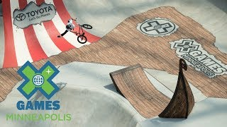FULL BROADCAST: Toyota Men's BMX Park Final | X Games Minneapolis 2017