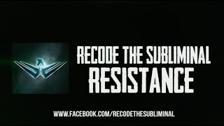 Video Recode the Subliminal - Resistance (Official Lyric video - 2014)