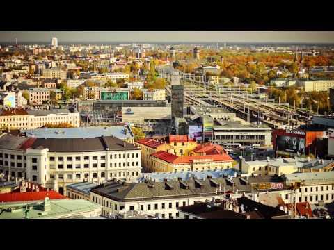 Riga Şehir Turu