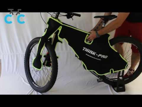 Funda para proteger tu bicicleta