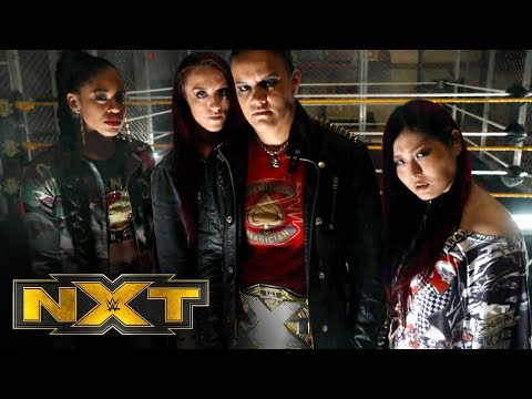 Get ready for the first-ever Women's WarGames Match: WWE NXT, Nov. 20, 2019