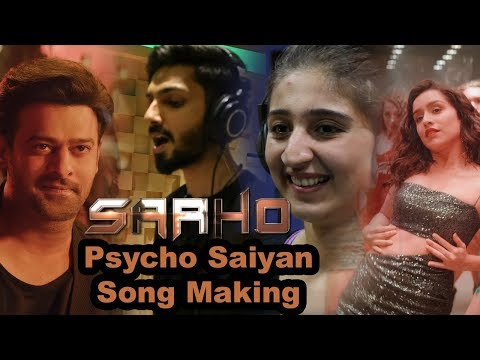 psycho-saiyan-song-making-video