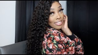 Updated Review On The Natural Wave Weave Brazilian Virgin Hair| Ashley Deshaun |FT. SuperNova Hair