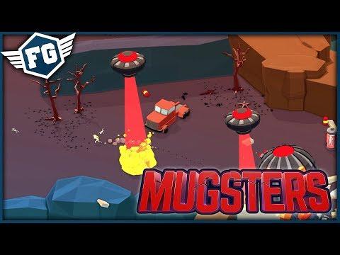 MIMOZEMSKÁ INVAZE - Mugsters