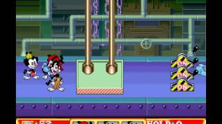 SNES Longplay [211] Animaniacs