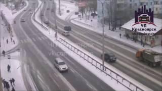 карма? плохой поворот в Красноярске