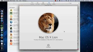How to Create a Mac OS X Lion Install Disk
