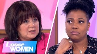 Does the Threat of Knife Crime Make You Scared to Go Out at Night? | Loose Women