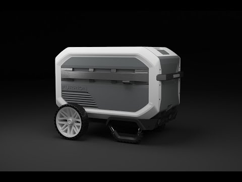 Furrion eRove: The Cooler to End all Coolers-GadgetAny