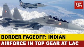 India-China Border Standoff: India Air Power On Display Near LAC | Exclusive - Download this Video in MP3, M4A, WEBM, MP4, 3GP
