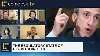 SEC BITCOIN ETF-Anmeldungen