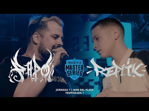 PAPO vs REPLIK - FMS Argentina MAR DE PLATA - Jornada 7 OFICIAL - Temporada 2018/2019