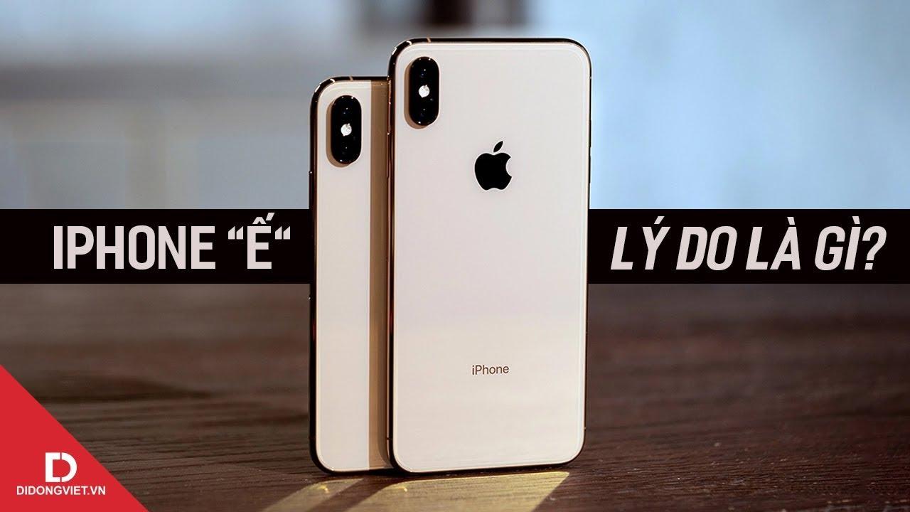 """Không phải giá đắt, đây mới là lý do khiến iPhone """"ế sưng mồm""""?"""