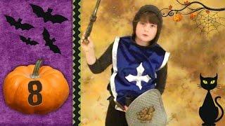 Knight - Halloween Costume Countdown 8