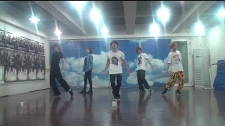 SHINee and Super Junior, SHINee - Sherlock (Dance Practice)