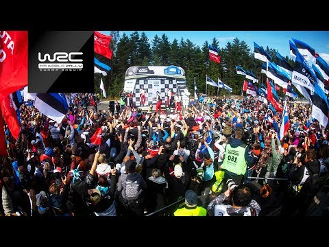 WRC - Neste Rally Finland 2019: REVIEW / Event Highlights Clip
