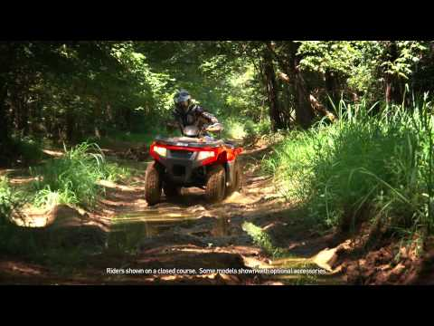 2016 Arctic Cat Alterra 450 in Roscoe, Illinois - Video 1