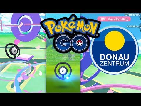 Unibail-Rodamco Gameplay im Europa- / Safari-Event   Pokémon GO Deutsch #384