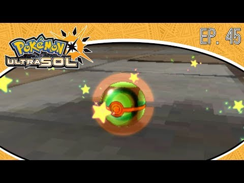 Pokémon Ultra Sol Ep.45 - CAPTURO ESTE POKÉMON O PIERDO EL LOCKE