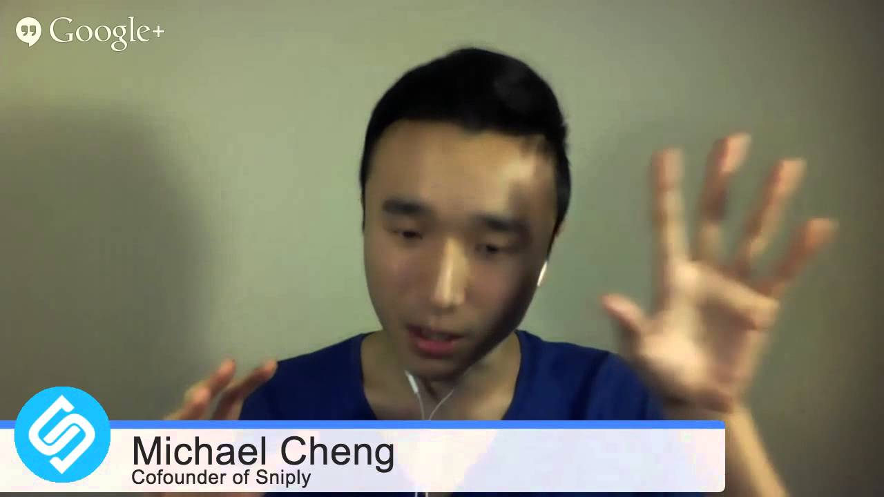 Snip.ly:  Co-Founder Michael Cheng * WTTV 1.8