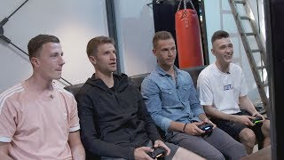 FIFA 18 World Cup Mode Müller, Kimmich, FeelFIFA & Phineas WM FINALE von 2014 Deutschland PS4 ►Hier Abonnieren: https://www.youtube.com/channel/UCv5AfXtvZgRKkYjZUBVZCOw?sub_confirmation=1 ►Erste Halbzeit: https://www.youtube.com/user/FeelFIFA ►Instagram: https://www.instagram.com/philipp_phineas/   ►Alle NEWS zu FIFA 19: https://www.easports.com/de/fifa/champions-league-features   Phineas auch bei: snapchat: Phlneas (kleines ''L'' in PHLNEAS) Twitter: https://twitter.com/PhineasFIFA Facebook: http://on.fb.me/1sCJjbi Instagram: http://instagram.com/philipp_phineas Amazon [Unterstützt mich]: http://amzn.to/SM0Wbv YouTube Abonnieren: http://bit.ly/11wFRiq  Google +: http://bit.ly/1ny10ch