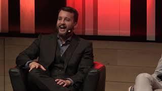 Ben Zweibelson, Philippe Beaulieu-Brossard & Imre Porkoláb - Leading Design 1 - TEDxBudapestSalon