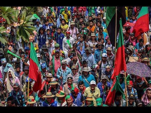 Cartel de Sinaloa habria amenazado a lideres indigenas del Cauca