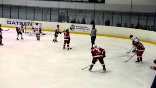 Витязь - Локомотив; 8:1. 2й период. Детский хоккей (2003)