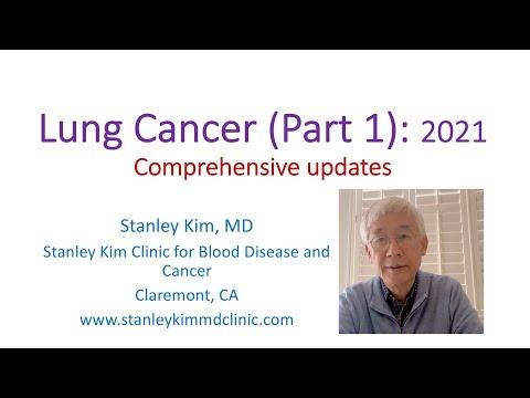 Rak płuca - podsumowanie aktualnych danych