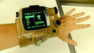 Fallout 4 - Pip-Boy App Demo! (Pip-Boy Edition App for Fallout 4)