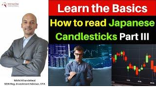 Basics of Japanese Candlesticks – Part III in Hindi