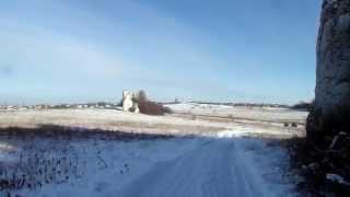 preview picture of video 'Jerzmanowice, Grodzisko, 31.12.2014'