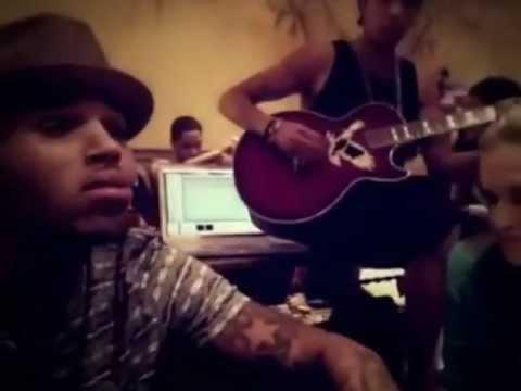 Chris brown - ' NO BS ' & 'A Thousand Miles' Acoustic!!