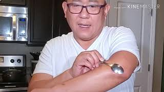 Itchiness from Mosquito Bites goes away within seconds (Home Remedy)