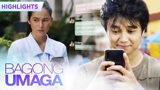 [ABSCBN]  Dodong, sinubukan kunin ang loob ni Cai   Bagong Umaga