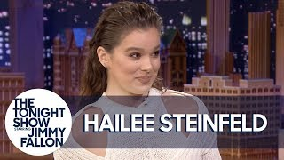 Hailee Steinfeld Totally Takes Credit for Setting Up Sophie Turner and Joe Jonas