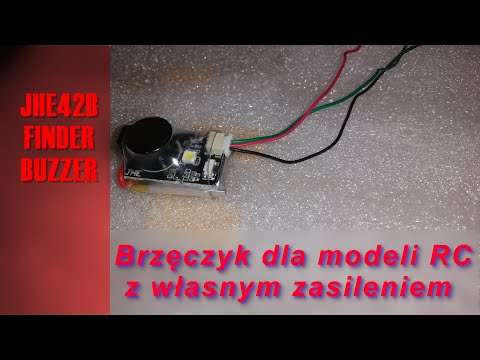 Drone Finder Buzzer JHE42B