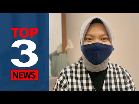 top news demo tolak uu cipta kerja i tanggapan pemerintahi andi gani kursi bantah ditawari wamen