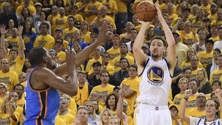 5 most memorable moments from historic Warriors-Thunder Western Conference Finals