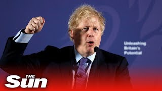 Boris Johnson threatens to COLLAPSE Brexit trade talks if EU insist we stick by their rules