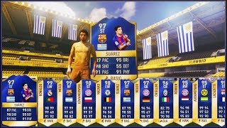 I Packed One Of The Best TOTS EVER! & 3 Other 94+ Rated Pack King Is Back Fifa 17 Ultimate Team