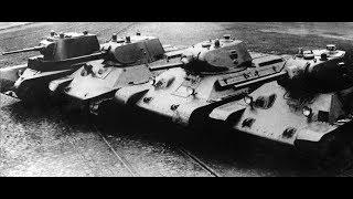 Легендарный т-34, как переписывается история и рождаются мифы.