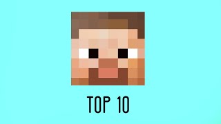 Top 10 Facts: Minecraft
