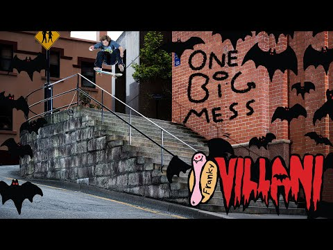 """preview image for Franky Villani's """"One Big Mess"""" Part"""